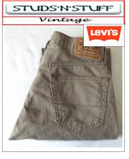 """VINTAGE LEVIS Signature 505'S Coupe Droite W29"""" L32"""" aprox Taille UK 8/10 T131"""