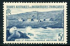 TIMBRE T.A.A.F. / TERRES AUSTRALES NEUF N° 4 ** OTARIE COTE 4,20 €