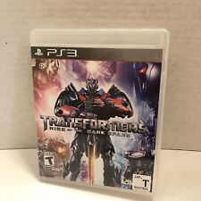 Transformers: Rise of the Dark Spark - PS3 - Fast Ship