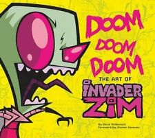 The Art of Invader Zim by Chris McDonnell: New