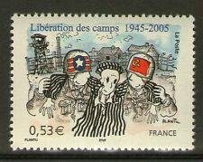 TIMBRE 3781 NEUF XX LUXE - LIBERATION DES CAMPS 1945