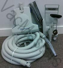 Genuine Vacuflo central vacuum 35' Standard TurboTeam kit!