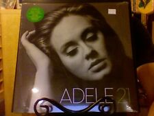 Adele 21 LP sealed vinyl + download rolling in the deep