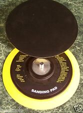 2pc replacement 5 inch DUAL ACTION DA STICK ON SANDING PADS Sand Disc pad foam