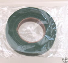 2 Reels of Dark Green Floral Tape Save on Postage