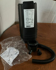 Strata Black 4 Piece Water Butt Stand for 100l Slimline Water Butt New Pipe Let