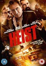Heist [DVD] New Sealed UK Region 2 - Robert De Niro, Jeffrey Dean Morgan