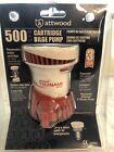 ATTWOOD 500 GPH Cartridge Bilge Pump Attwood Tsunami 4606-7