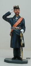 Metal Toy Soldier Prussian Kaiser Wilhelm II Birthday Review in Berlin 1913 KB30