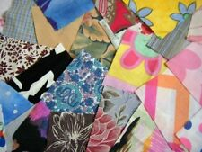 """Squares Less than 45"""" Quilting Craft Fabric Remnants"""