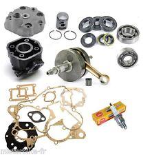Pack Haut + bas moteur cylindre fonte Culasse Vilebrequin Derbi Senda euro 2