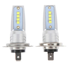 1Pair H7 LED headlight conversion kit COB bulb 110W 20800LM white low beam  RSC