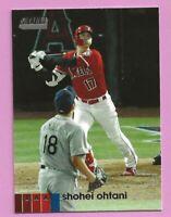 2020 Topps Stadium Club Shohei Ohtani #145 Los Angeles Angels