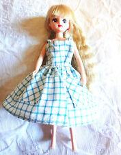 Vêtement pour poupée mannequin taille LICCA takara couture ! NEUF vintage robe