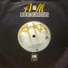 "Rita Coolidge(7"" Vinyl)I'd Rather Leave While I'm In Love-A & M-AMS 7480-UK-VG/V"