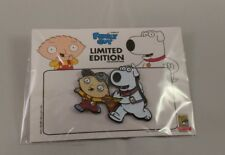 SDCC 2018 Toddland Family Guy ROAD TO SAN DIEGO Pin LE400 Brian & Stewie