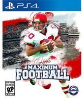 Doug Flutie's Maximum Football 2020 (PlayStation 4) (ps4max791684)