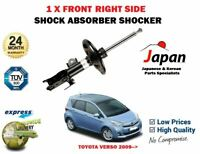 FOR TOYOTA VERSO 2.0 2.2 D4D MPV 2009-> NEW 1X FRONT RIGHT SIDE SHOCK ABSORBER