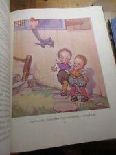 SUPER ILLUSTRATIONS MISS MUFFET 1946 LAND OF MAKE BELIEVE1931 EUGENE FIELD BOOK