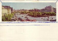 Continental-size Russia - 1965 view of MOSCOW