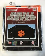 Clemson Tigers Economy Team Logo BBQ Gas Propane Grill Cover - NEW