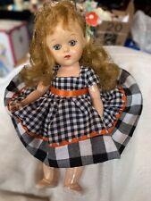 "New listing Vintage 50's Plastic Molded Arts ""Pma� Doll 8� Hp Ginny Friend"