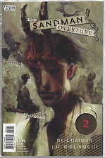 The Sandman: Overture #2 (May 2014, Dc)