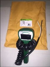 NEW PENDANT FORWARD SWITCH GREENLEE 975 HYDRAULIC PUMP & 6810 ULTRA CABLE FEEDER
