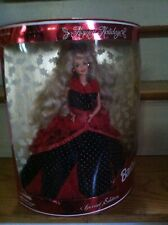 Rare Leo Mattel India Happy Holiday's Barbie in Red & Black Dress Special Ed.