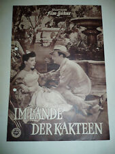 MEXICAN HAYRIDE, orig German Film program [Abbott & Costello, Virginia Grey]