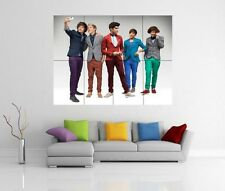 ONE DIRECTION GIANT WALL ART PICTURE PRINT POSTER G95