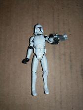 Star Wars Clone Trooper Dirty Armor First Version Blaster 3.75 2008