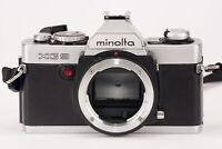 Minolta XG-9 XG9 XG 9 Body Gehäuse SLR Kamera Spiegelreflexkamera Kamera