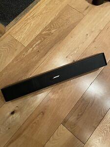 Bose Solo 5 TV Soundbar System Sound System TV For Spares Or Repair