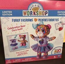 Build-A-Bear Workshop - Furry Fashions – Celebration Bear
