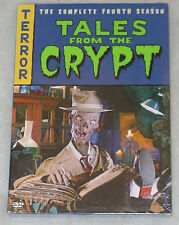 Tales From The Crypt Season 4 Four DVD Box Set NEW & SEALED
