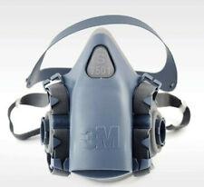 For 3M 7501 SMALL reusable Respirator Painting Spraying half Face/Gas Mask