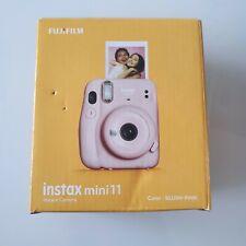 Appareil Photo Fujifilm Instax mini 11 Rose Neuf sous boîte