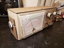 Vintage Heathkit Im 28 Vtvm Vacuum Tube Voltmeter For Parts