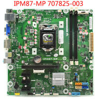 FOR HP MEMPHIS-S IPM87-MP H87 Motherboard 732239-503 732239-603 707825-003