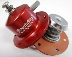 TPi Adjustable Fuel Pressure Regulator & Diaphragm Corvette Camaro Firebird