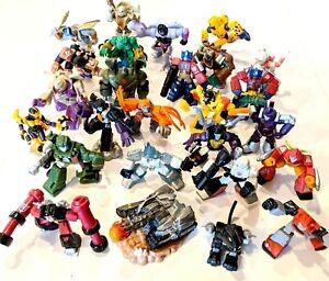 CHOOSE: Transformers Robot Heroes Figurine * G1 * Battle Sets * Universe Series