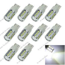 10X White T20 7443 7440 18 5630 1 Cree Q5 LED Blub Turn Sig Light 12V G028
