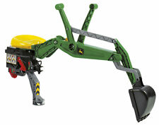 Rolly Toys - John Deere Back Hoe Loader Digger Sit-on Tractor Hitch accessory