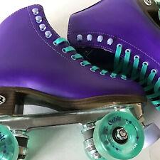 Riedell Orbit Outdoor Skates Ultraviolet 6.0 (Z03C)