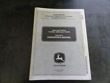 John Deere Sabre Lawn Tractors 14.542Gs 1642Hs 17.542Hs Operators Manual H1