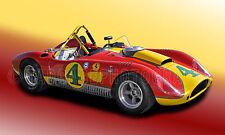 1957 Devin Special  Vintage Classic Race Car Photo  (CA-0504)