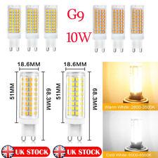 10W G9 LED Bulb 220V-240V Led Ceramics Lights Equivalent to 100W Energy saving