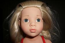 Götz Puppe Happy Kidz Anna, blond, blaue Augen, 48-50 cm