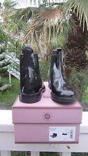 H by Hudson Tafler hi shine Leather Chelsea boot us 8 EU 39